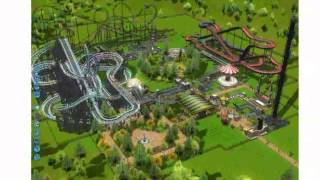 RollerCoaster Tycoon 3 Platinum PC - System Requirements