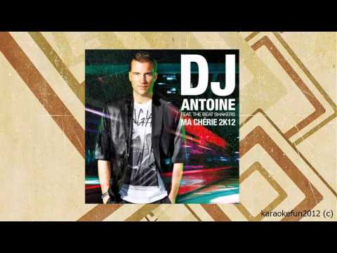 Ma cherie - DJ Antoine (Piano Version)