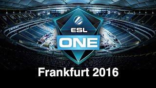 og vs col game 1   esl one frankfurt 2016