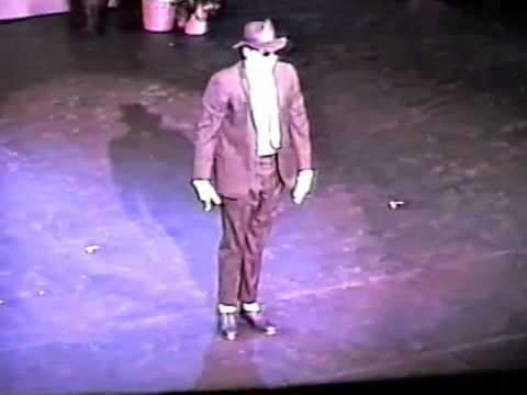 Travis Tidwell  SoulMan MrUCO 1997