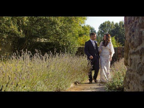 Dodford Manor Wedding Film