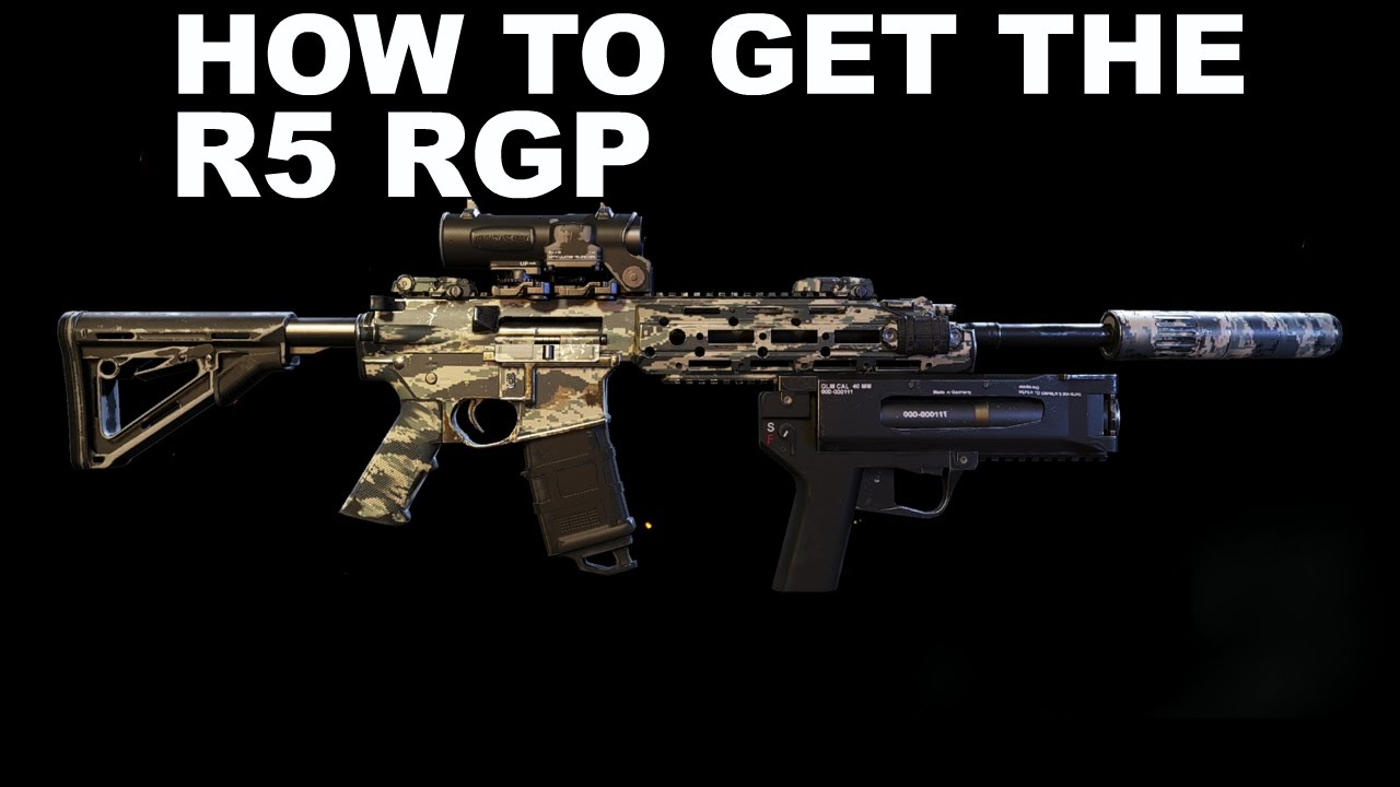 Ghost Recon Wildlands How To Get The R5 RGP Assault Rifle ...  Ghost Recon Wil...