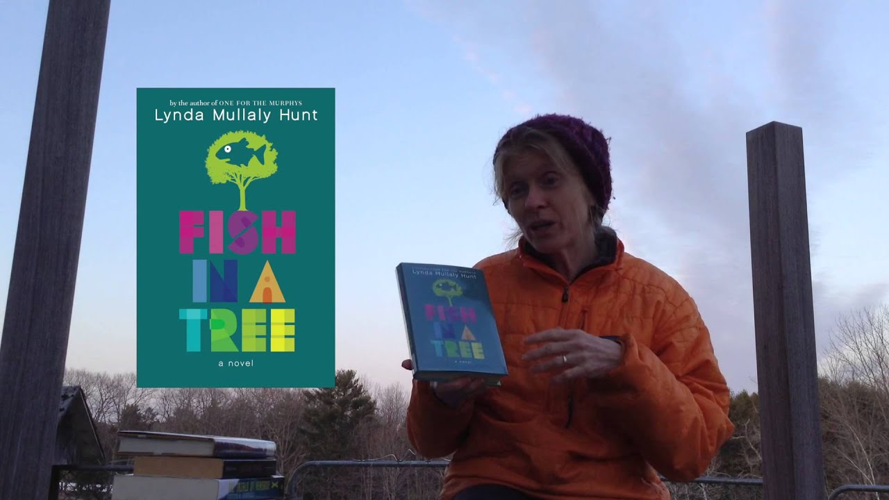 Fish in a tree book review youtube for Fish in a tree summary