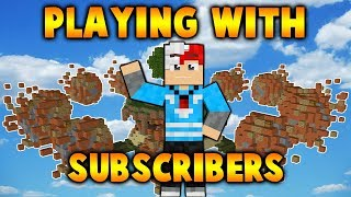 🔴 LIVE MINECRAFT - Hypixel Paintball, Skywars, And MORE! - Let's Hit 1,500 Subscribers before 2019!