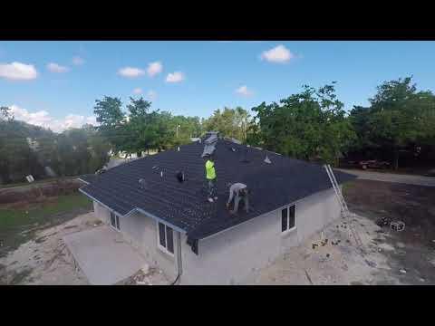 Shingle work for single family homes - MRT Construction