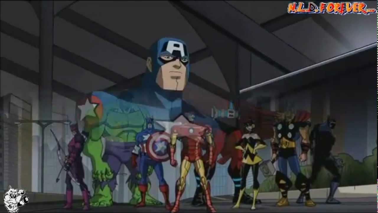 Los Vengadores - Los heroes mas poderosos del planeta Capitulo 35 ...