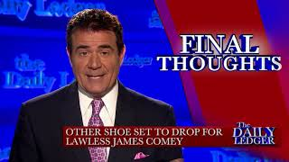 Final Thoughts: James Comey in Jeopardy