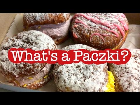 What's a Paczki??
