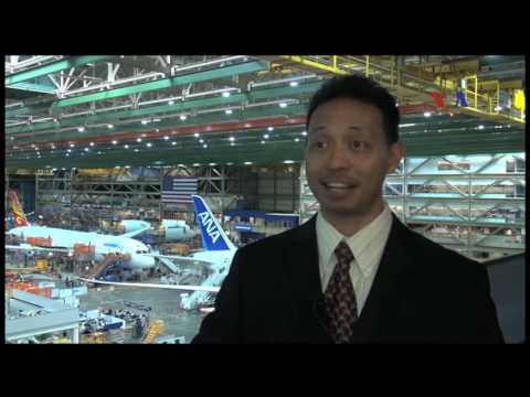 Greg Dwidjaya: Diaspora Indonesia yang Bekerja di Boeing - Liputan Diaspora VOA