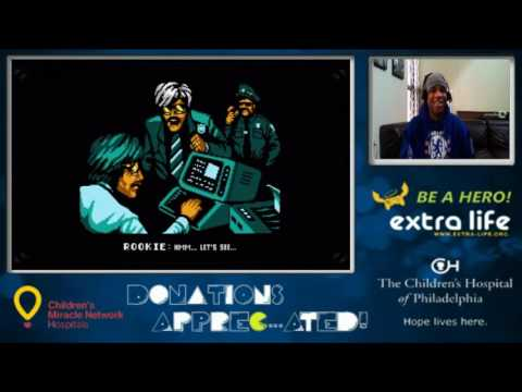 Retro City Rampage DX Charity Stream for The Children's Hospital of Philadelphia (Part 1)
