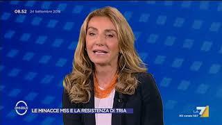 Ghisleri (Euromedia Research): 'La fiducia degli italiani in Salvini è maggiore rispetto a ...