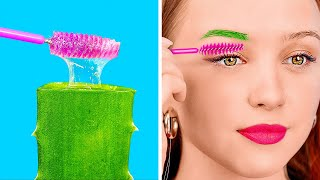 Crazy Girly Hacks To Save The Day || Girls Problems And Easy Fixes