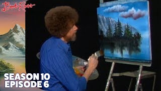 Bob Ross - Autumn Woods (Season 10 Episode 6)