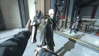 Dishonored Badass Stealth High Chaos (Assassinate Lord Regent)1080p60Fps