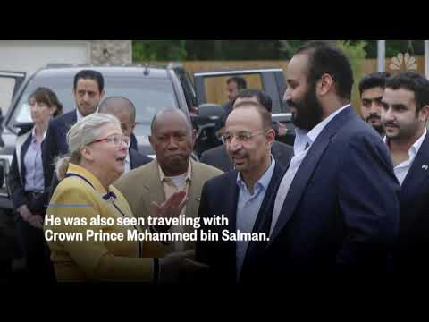 Ghanem Almasarir Political satirist attacked in London for mocking Saudi royals