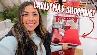 Christmas Decor Shopping! | VLOGMAS DAY 1