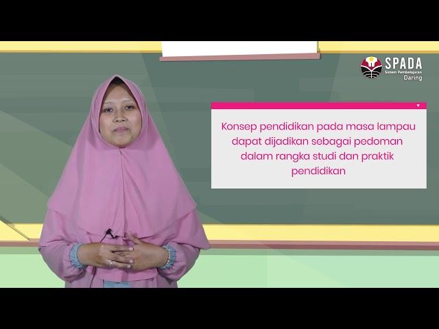 Landasan Faktual Pendidikan - Rosiana Mufliva, S Pd , M Pd