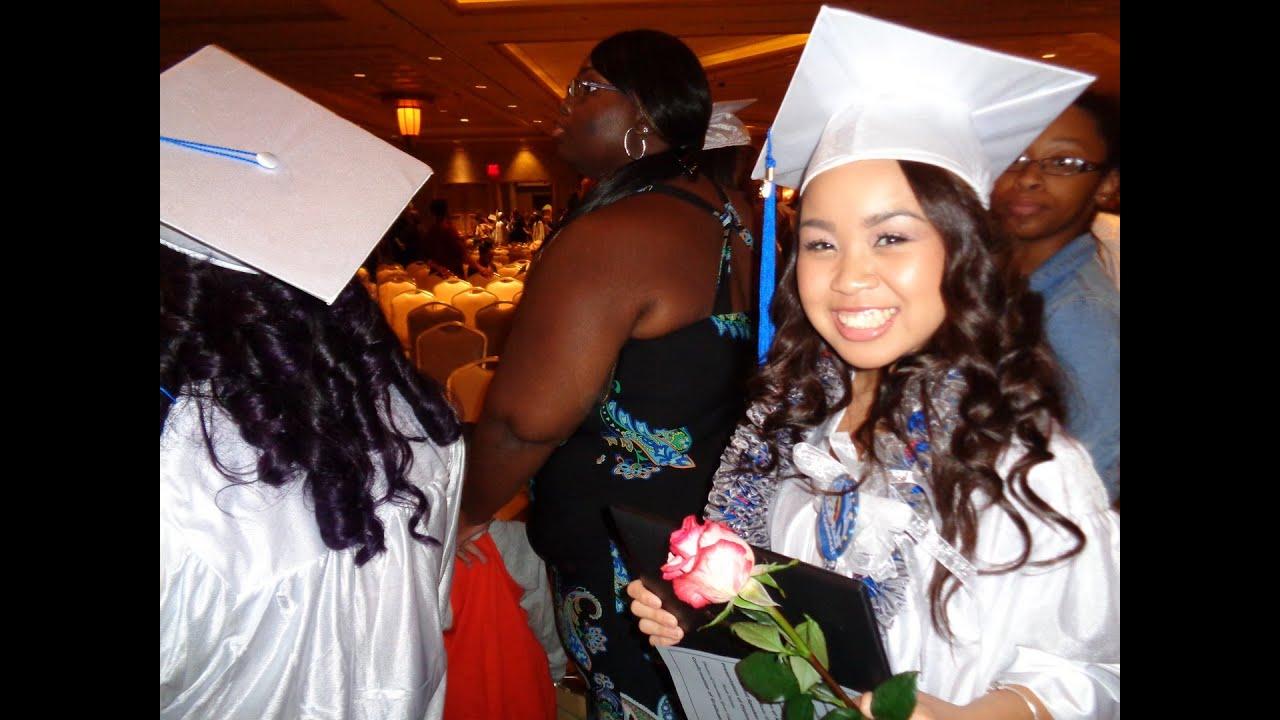 Kiana Graduation Ceremony And Reception