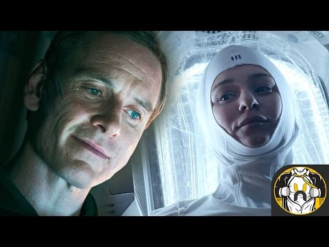 Alien Covenant Ending Explained  How it Sets Up Alien Awakening