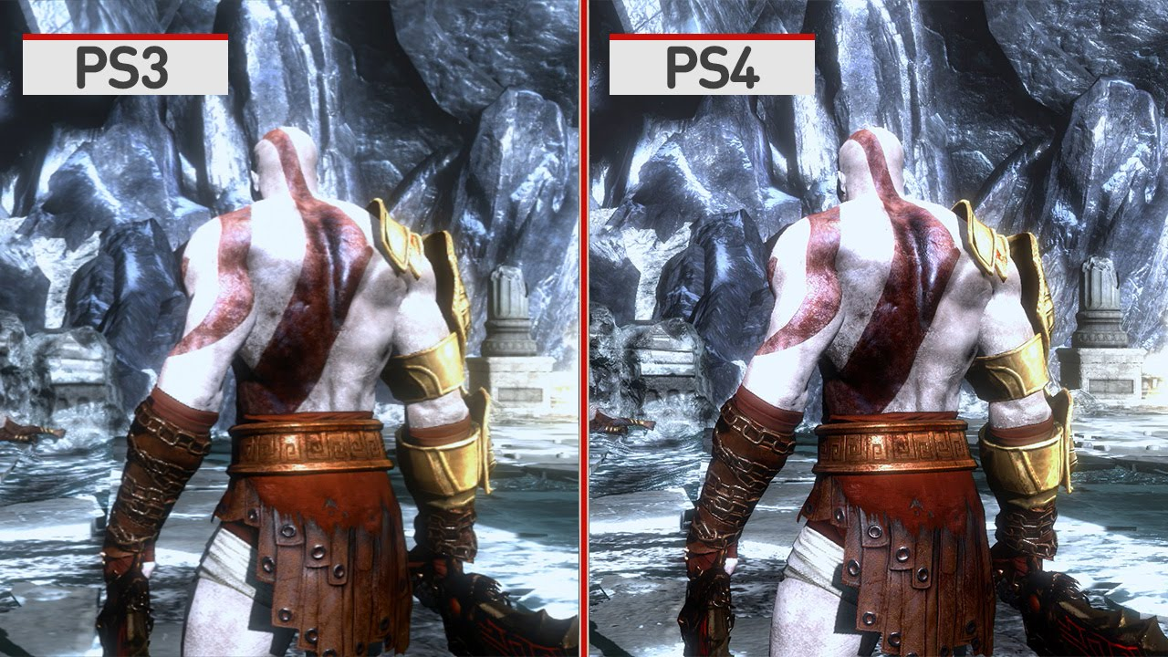 Image result for god of war 3 remastered