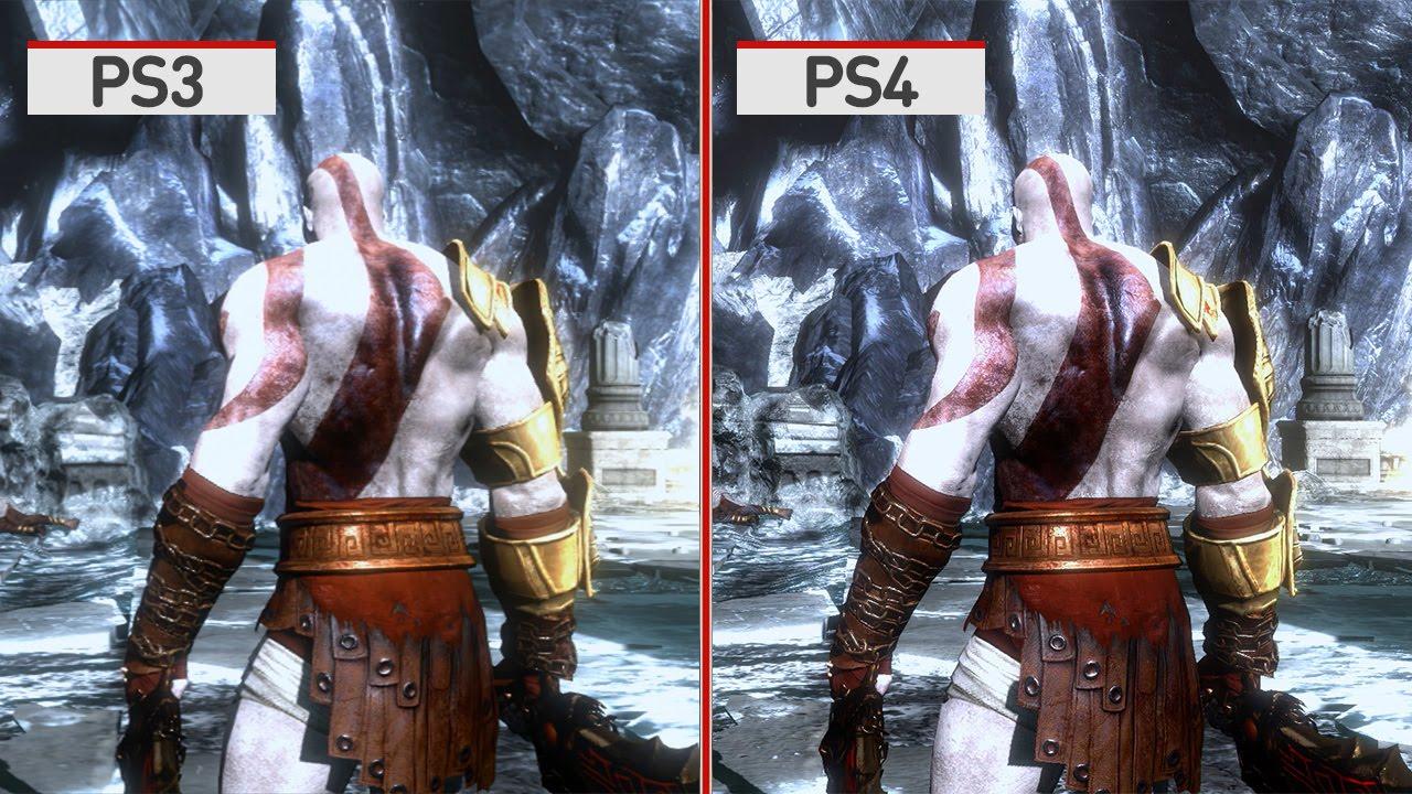 Image result for god of war 3 remastered