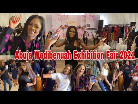 Download 2021 Abuja Wodibenuah Exhibition Fair/Meet the vendors