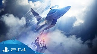 Ace Combat 7: Skies Unknown l Live The Game l PSVR