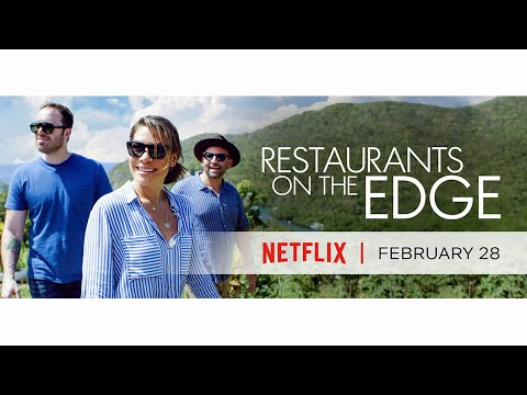 Netflix's 'Restaurants on the Edge' co-host Nick Liberato talks restauranteurs amidst COVID-19 pandemic