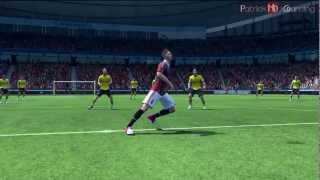 Fifa 13 | First Touch Control Tutorial | PS3 + XBOX360 | by PatrickHDxGaming