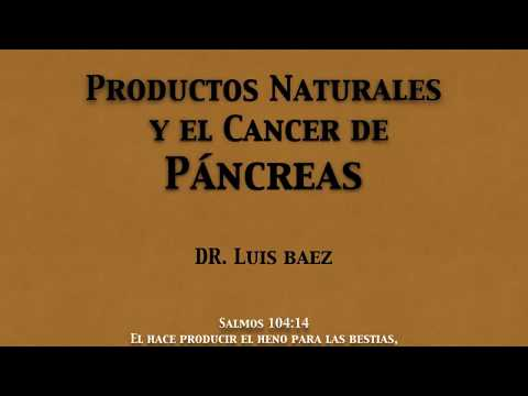 Exitoso estudio del uso de remedios naturales contra el Cancer de Páncreas.
