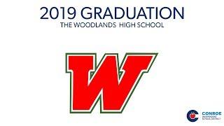 The Woodlands High School Graduation 2019