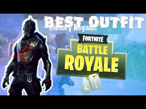 The BEST Outfit In Fortnite Battle Royale: The Black Knight! | Fortnite CHRISTMAS Update/Season 2!