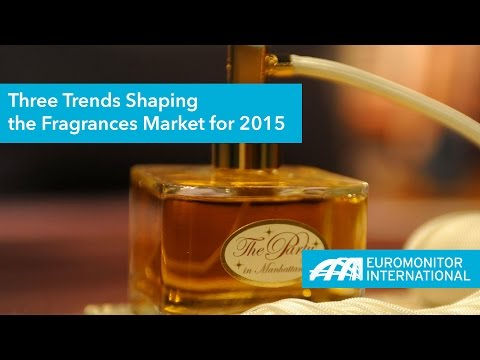 Three Trends Shaping the Fragrances Market for 2015
