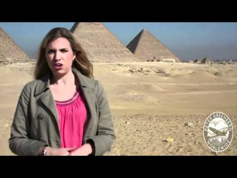 Video Traveling Tips:  Visiting Egypt's Pyramids