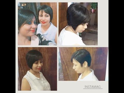 Asymmetrical Pixie Haircut Tutorial - Short Haircut Tutorial - HAIRCUT Expert by  Shyama's Makeover