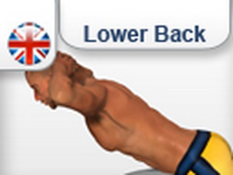 Exercises Lower back muscles - extension Lumbar Muscle (female/male ...