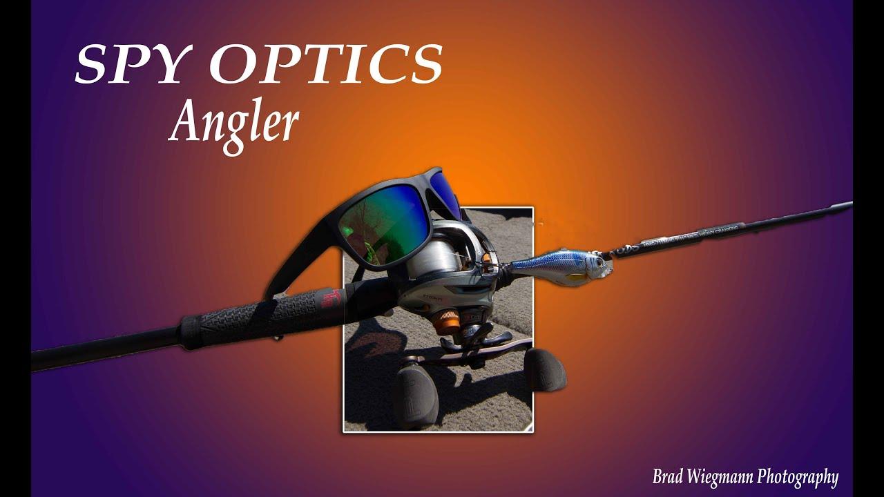 02ab32a8c46 Angler Sunglasses by SPY Optics - YouTube