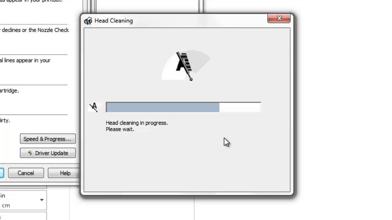 Tutorial Cara Mengatasi Tinta Printer Tidak Keluar Youtube