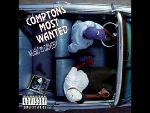 Compton's Most Wanted-Hood Took Me Under