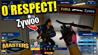 FURIA HAS NO RESPECT FOR ZYWOO!! - DreamHack Masters Spring - Day 3 HIGHLIGHTS l CSGO