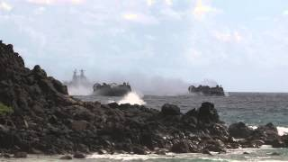 Exercise RIMPAC 2014 concludes, drawing the ADF Closer to its amphibious future