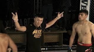 14 WEF81 PROFFIGHT34 Мусаев Адилет KG против Юсупов Дильшод TJ