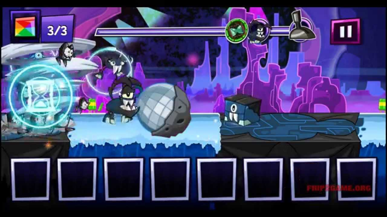 Mixels Rush Glowkie Land All Level Final Boss Walkthrough Part 4