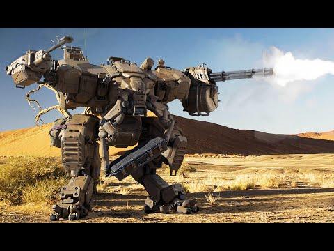 Самые Дорогие Военные Роботы в Мире