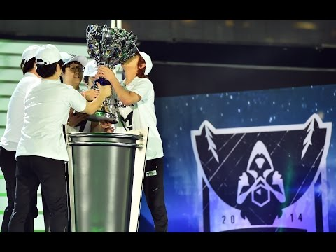 2014 Worlds Closing Ceremony - Special Performance by Imagine Dragons