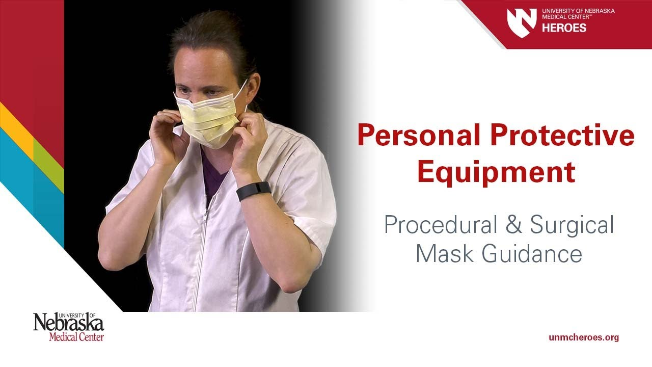 Download Procedural & Surgical Mask Guidance