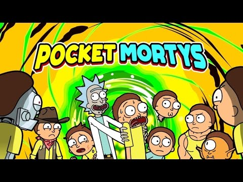 POCKET MORTYS GUIDE: All Crafting Recipes, Side Quests and Morty Evolution Stats