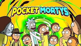 Pocket Mortys All Crafting Recipes Side Quests And Morty