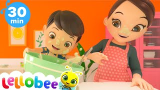 1,2 What Should We Do Today + More Playtime  Songs For Kids | Lellobee Preschool Playhouse
