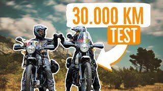 Royal Enfield HIMALAYAN TEST nach 30.000 km!